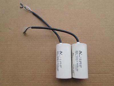 2 Pack - Av Arcotronics 40uf - 5 1.27.6nah Mkp 420v 470v Capacitor En60252-1