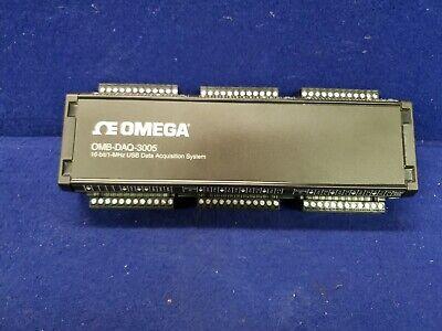 Omega Omb-daq-3005 Data Acquisition Module