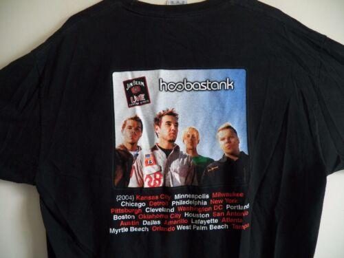 HOOBERSTANK 2004 TOUR USA CONCERT MEN