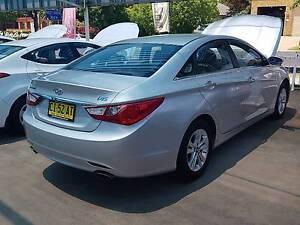2012 Hyundai i45 Sedan Armidale Armidale City Preview