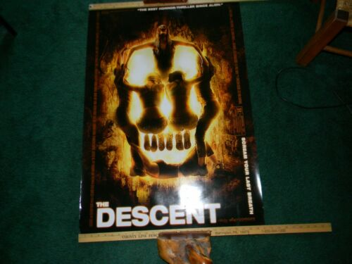 The Descent 27x40 Movie Poster (2006)