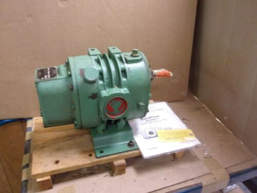 Schwitzer Duraflow 3X4 Positive Displacement Rotary Blower