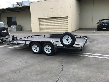 CAR TRAILER Trailer New Epping Whittlesea Area Preview