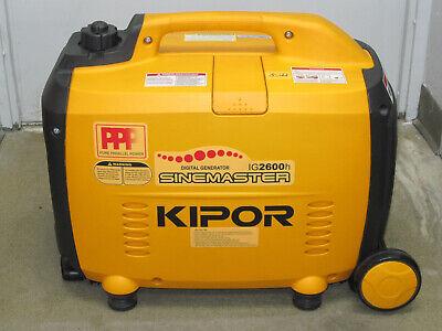Nos Kipor Sinemaster Ig2600h Digital Generator