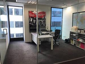 Sub-Lease Office in A Grade Building on St Kilda Rd Melbourne Albert Park Port Phillip Preview