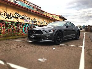 2017 Ford Mustang V8 GT Magnetic Grey Heidelberg Banyule Area Preview
