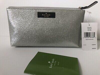 NWT Sale! Kate Spade Little Shiloh  Cosmetic Case Makeup Bag