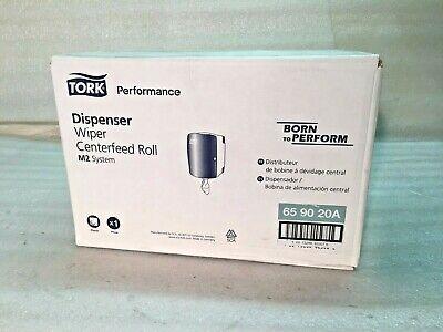 Tork M2 System Centerfeed Roll Wiper Dispenser New Oem 659020a
