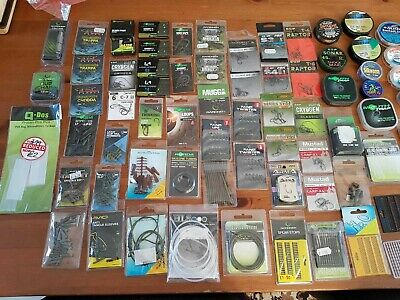 New/Used Carp Fishing terminal Tackle Korda Nash etc Job Lot