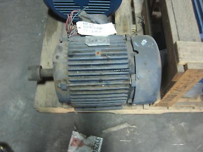 Marathon Electric Industrial Motor 7.5 Hp 1740 Rpm Frame 215t 230460 V