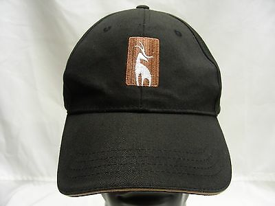 Northwest Bank   Black   Adjustable Strapback Ball Cap Hat