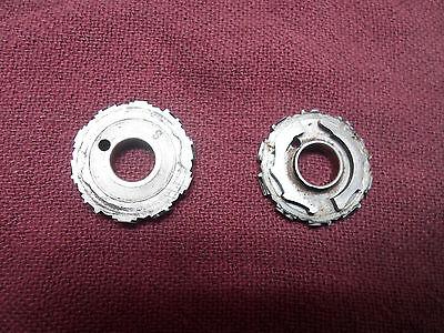 1 Set Of Rotary Numbering Machine Skip 2 Wheels Straight Backwards