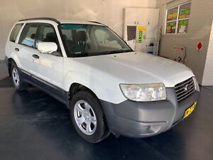 SUBARU FORESTER X WAGON 2006 MODEL Mittagong Bowral Area Preview