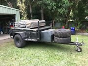 Heavy Duty Trailer Landsborough Caloundra Area Preview