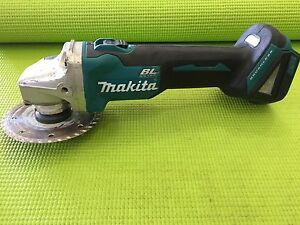 "Makita 18V Li-ion Cordless 125mm (5"") Brushless Angle Grinder Brunswick East Moreland Area Preview"