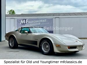 Corvette C3 Collectors Edition mit nur 34000 miles Sammle