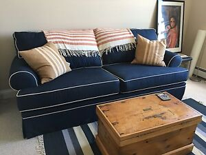 Sofa Bed with Queen Size Mattress - barely used