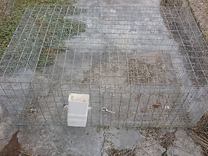 Rabbit breeding cages Willyaroo Alexandrina Area Preview