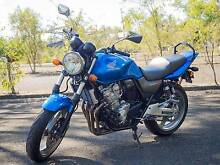 2009 Honda CB400 LAMS Approved Zillmere Brisbane North East Preview
