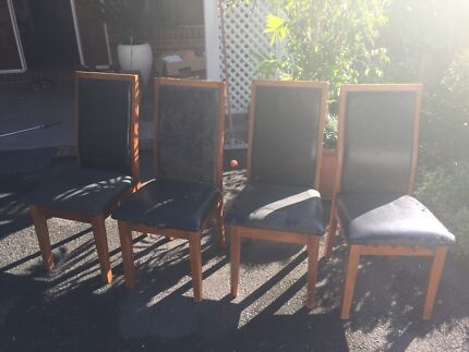 Give away chairs