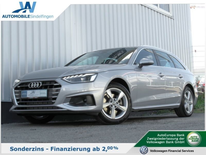 Audi A4 Avant 40 TFSI advanced NAVI LED usw.