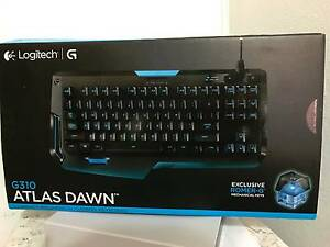 (New and unused) Logitech G310 Atlas Dawn Mechanical Keyboard Liverpool Liverpool Area Preview