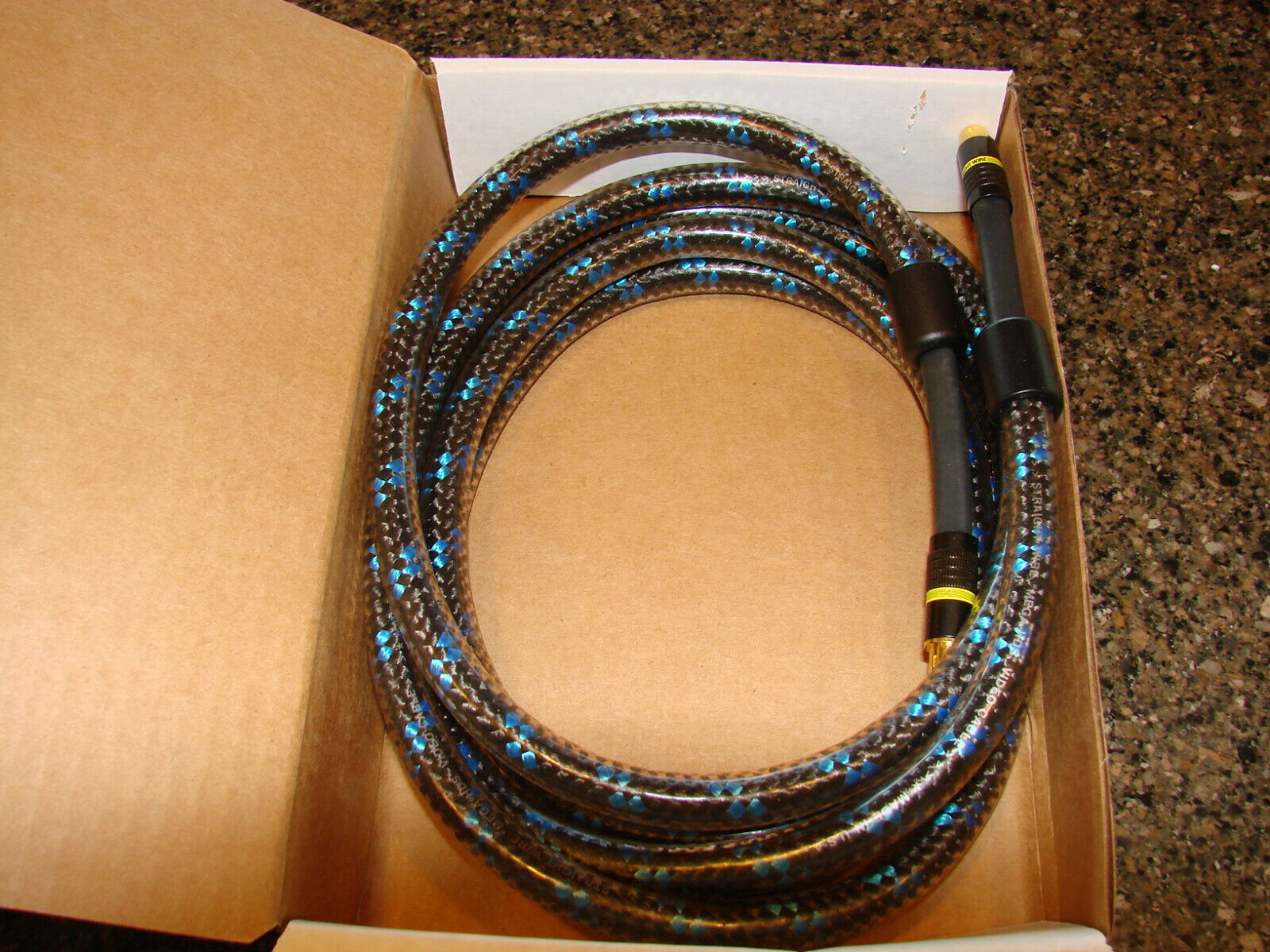 Straight Wire Mega HDS S-Video Cable, 3M New In Box - $37.99