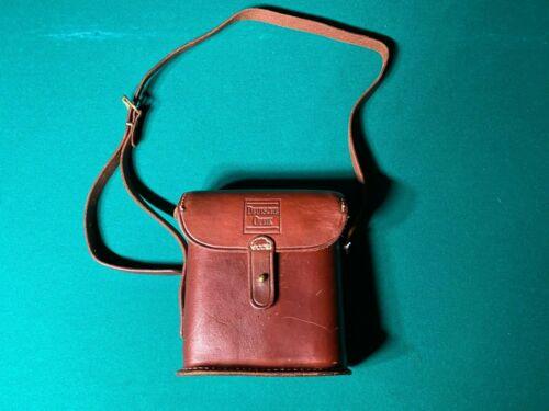 Genuine Leather Deutsche Optic Binocular Case