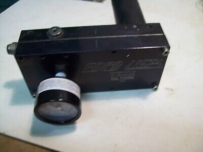 Edco Ml100n Vacuum Generator Pump 27.5 In Hg 16 Scfm 40 Sec Cuft P5172