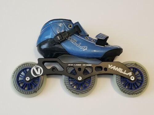 Vanilla Carbon Inline Speed Skates