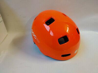 POC Kids Cito Crane POCito Orange MTB Helm Bike Helm Gr. M/L...