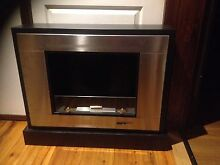 Black and Stone Bioethanol convection Fireplace (5L reservoir) Mount Riverview Blue Mountains Preview