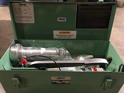 Ametek R-100 Hydraulic Deadweight Tester Kit 17 Weights Br