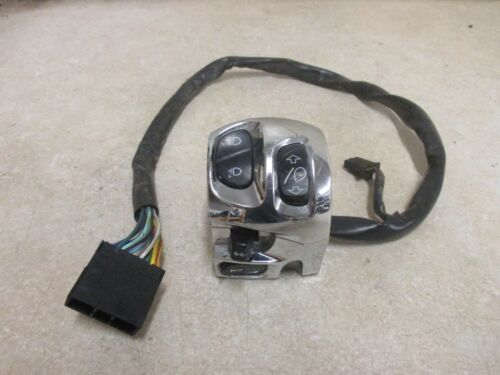 2009 VICTORY VISION TOURING LEFT HAND CONTROLS SWITCH HORN SIGNAL OEM 0747