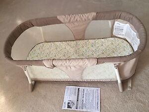 Summer Sure and Secure Sleeper (bassinet)