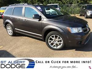 2015 Dodge Journey R/T | HEATED LEATHER | BACK CAM | NAV