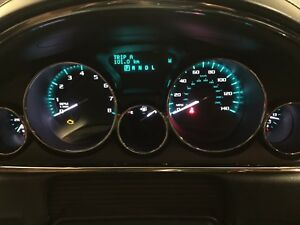 US Buick Enclave Instrument Cluster Speedometer PERFECT SHAPE