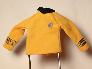 1974 Star Trek Captain Kirk MEGO shirt