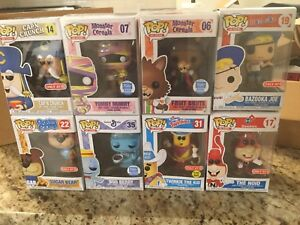 Funko Pops Ad Icons, Marvel, Exclusive, Commons, Vaulted,