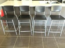 High chairs for the kitchen 4 pcs Minto Campbelltown Area Preview