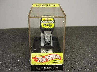 Vintage Hot Wheels -  HOT BIRD WATCH HTF