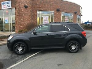 2014 Chevrolet Equinox 1LT AWD w/ Backup Camera, Power Seat