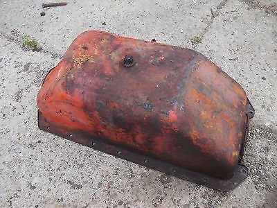 Allis Chalmers Styled Wc Tractor Ac Engine Motor Nice Dent Free Oil Pan