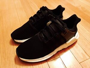 Adidas EQT Boost Milled Leather Pack Sz 9