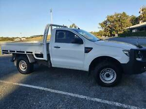 2012 Ford Ranger Single Cab - 4x4 - 3.2L -Low Kms - MANUAL -Warranty Birkdale Redland Area Preview