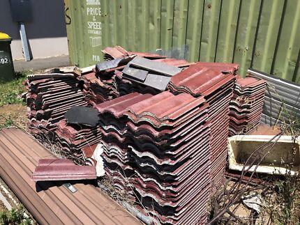 Concrete roof Tiles - Free