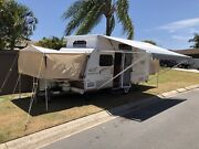 Jayco 16 ft Expanda Outback 2008 Burleigh Waters Gold Coast South Preview
