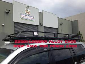 Deluxe Roof Rack 4 Nissan Patrol; Ford Ranger; Hiace & many more Campbellfield Hume Area Preview