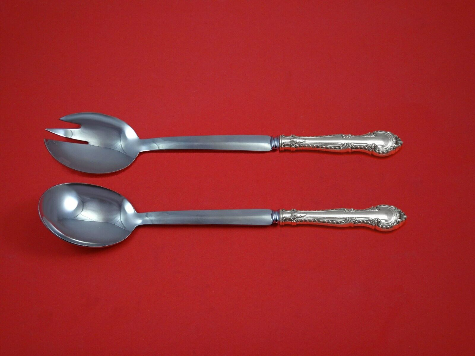 Old English by Towle Sterling Silver Pasta Server Custom Made HHWS