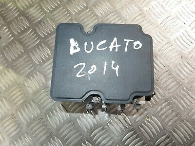 FIAT DUCATO RELAY ABS PUMP ECU 0265243058  51935299 269591 TESTED 08-2016 100%OK